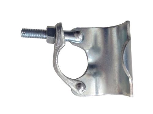 putlog coupler BS1139 standard size:48.3*48.3mm material:Q235 scaffolding coupler
