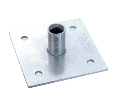 base plate use for scaffolding building