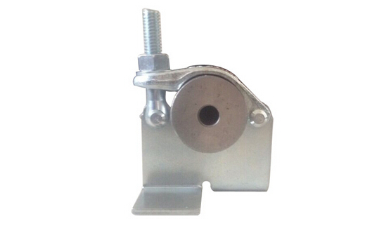 solid plate board retaining clamp scaffolding coupler size: 48.3*48.3